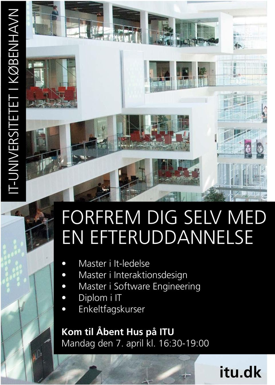 Interaktionsdesign Master i Software Engineering Diplom i IT
