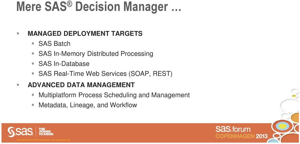 Real-Time Web Services (SOAP, REST) ADVANCED DATA MANAGEMENT