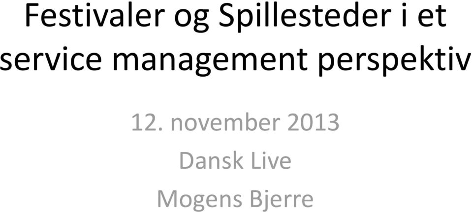 management perspektiv 12.