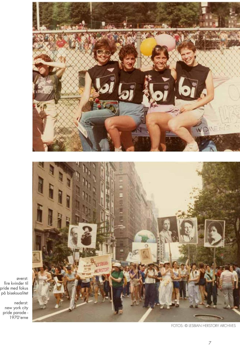 new york city pride parade - 1970