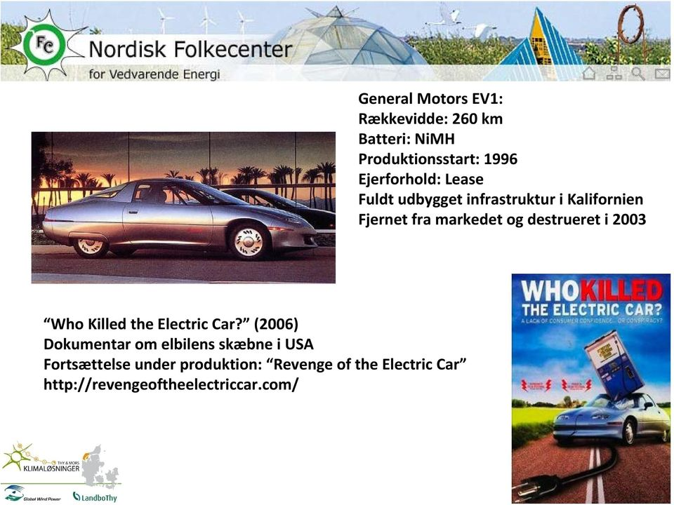 the Electric Car http://revengeoftheelectriccar.