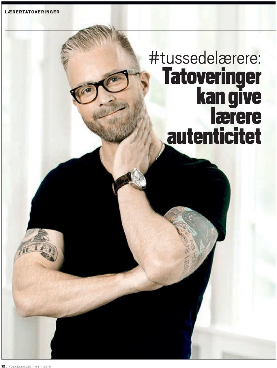 Tatoveringer kan give