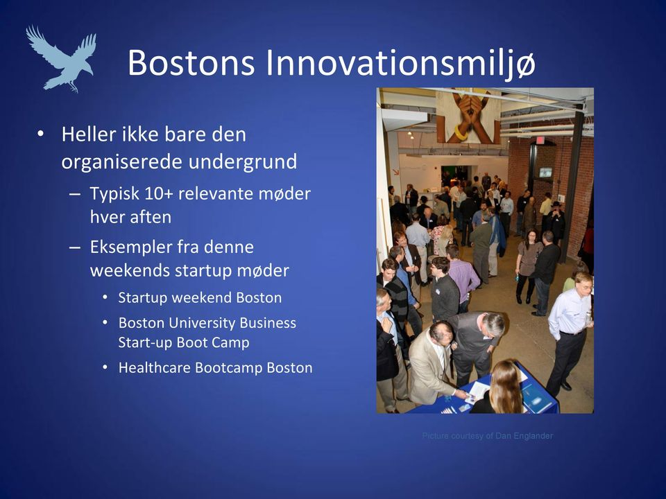startup møder Startup weekend Boston Boston University Business