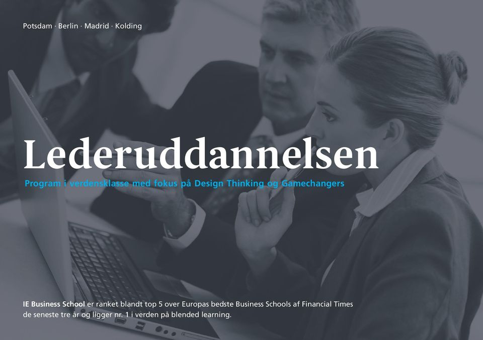 Business School er ranket blandt top 5 over Europas bedste Business