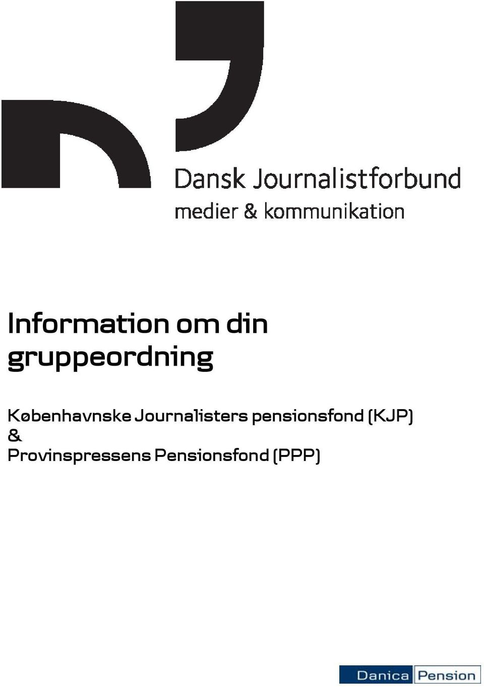 Journalisters pensionsfond