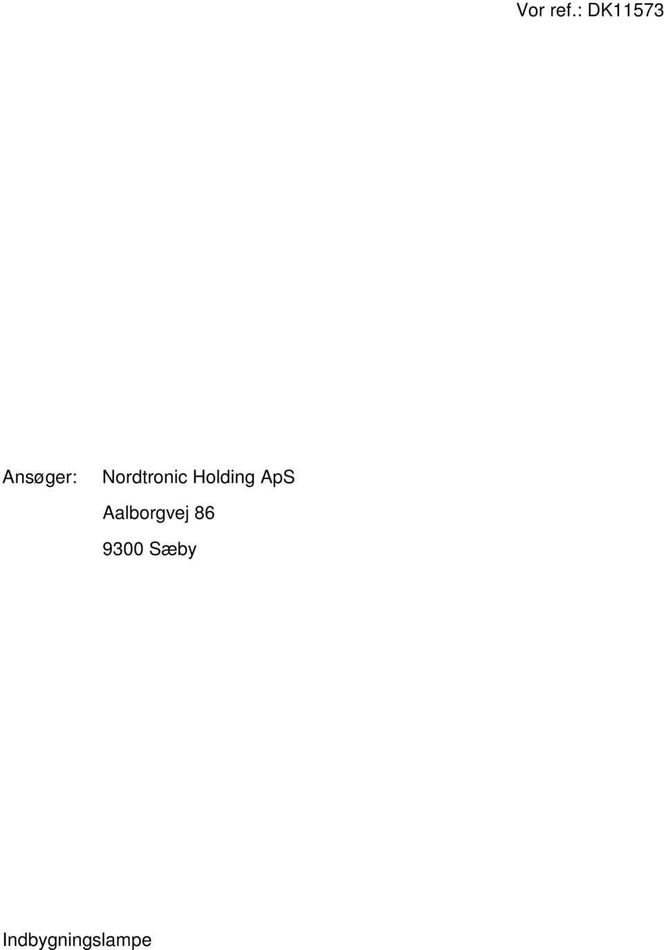 Nordtronic Holding