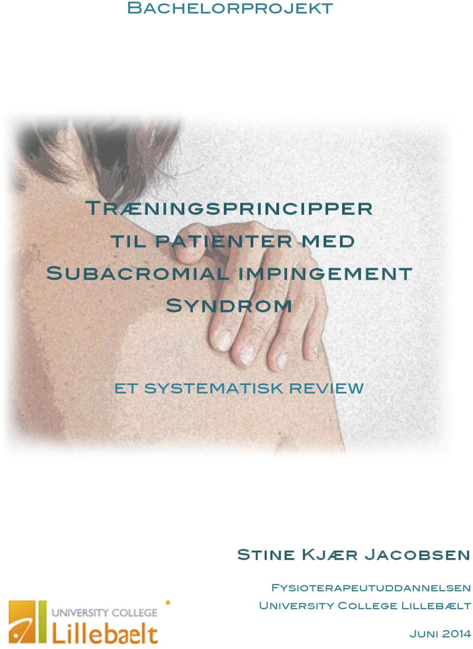 et systematisk review Stine Kjær Jacobsen