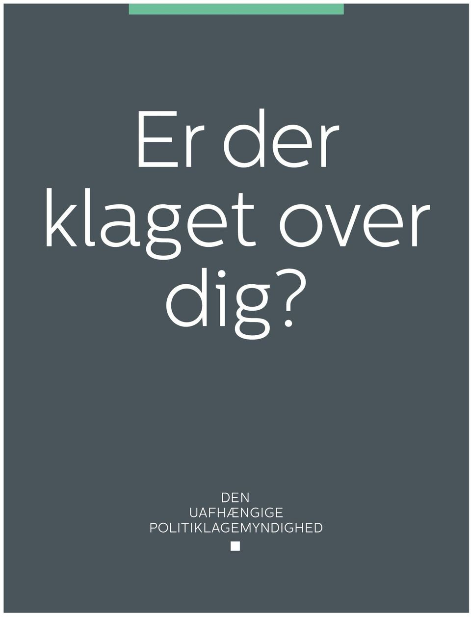 over dig?