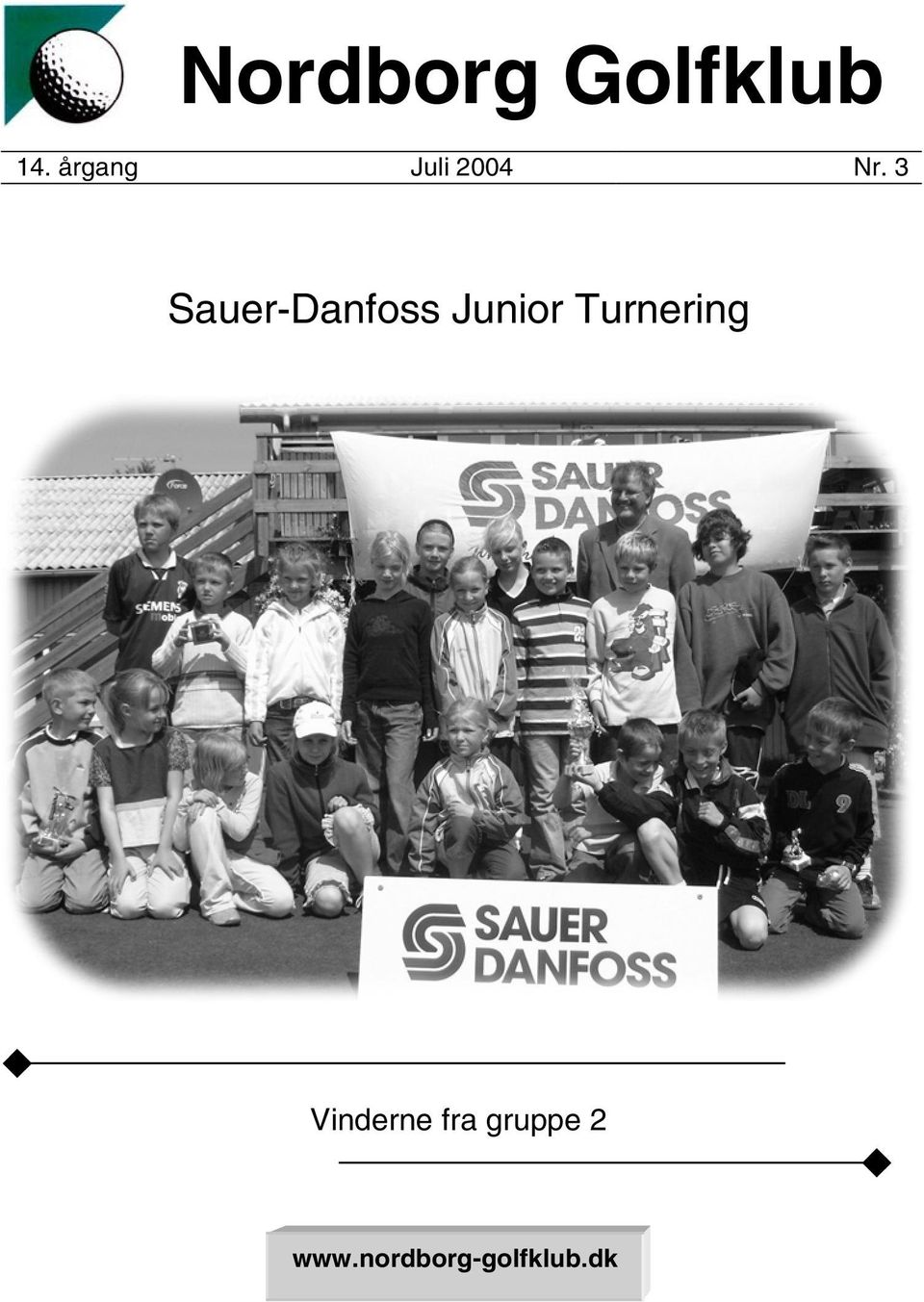 3 Sauer-Danfoss Junior