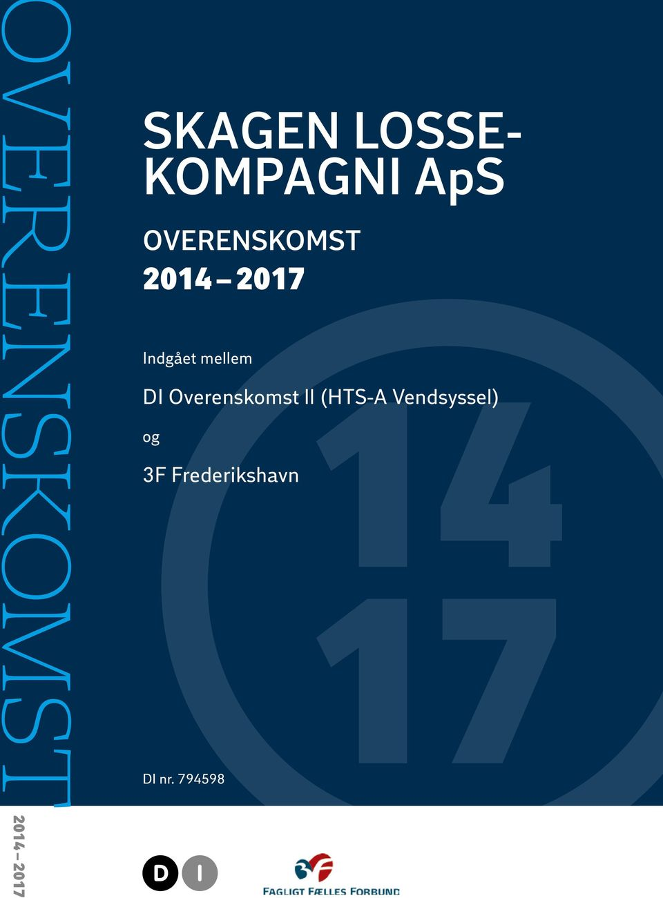 DI Overenskomst ll (HTS-A Vendsyssel)