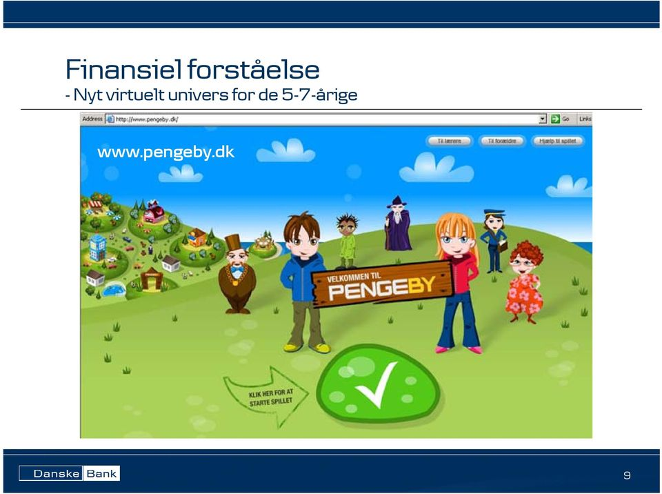 virtuelt univers