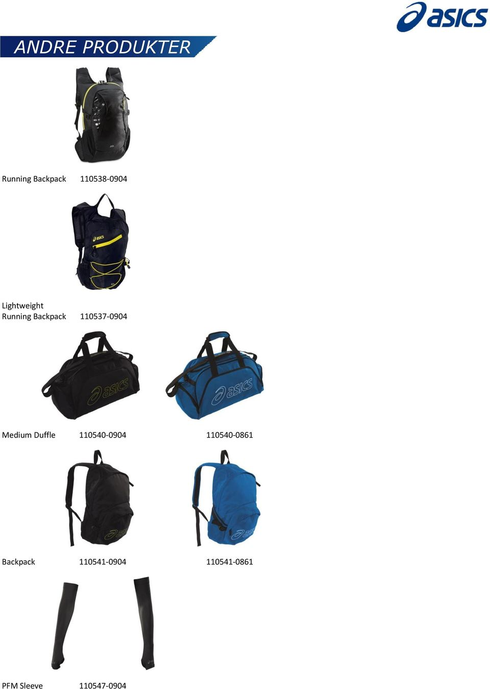 Medium Duffle 110540-0904 110540-0861
