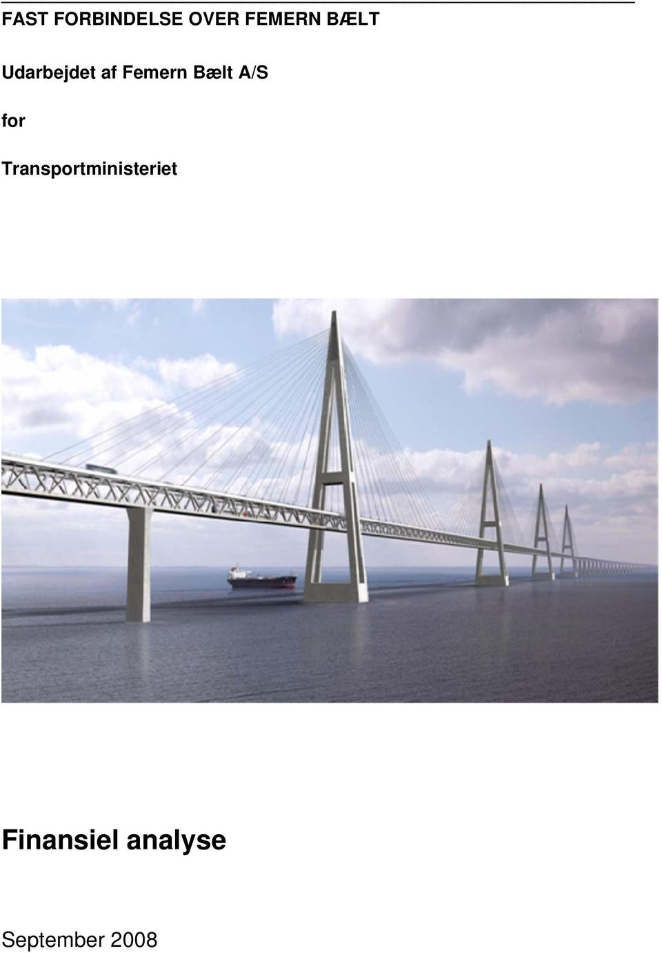 A/S for Transportministeriet