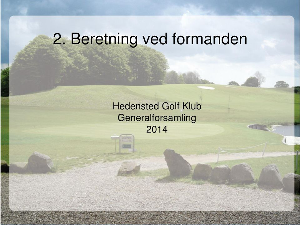Hedensted Golf