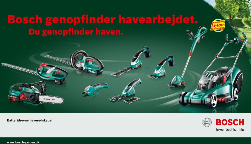 Du genopfinder haven.