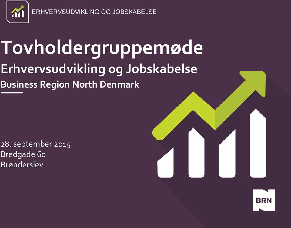 Jobskabelse Business Region