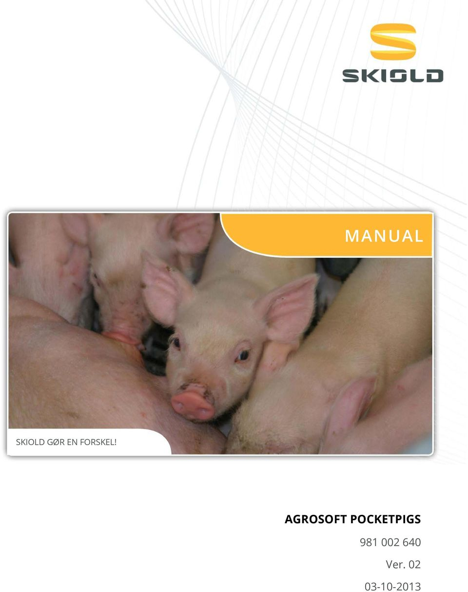 AGROSOFT POCKETPIGS