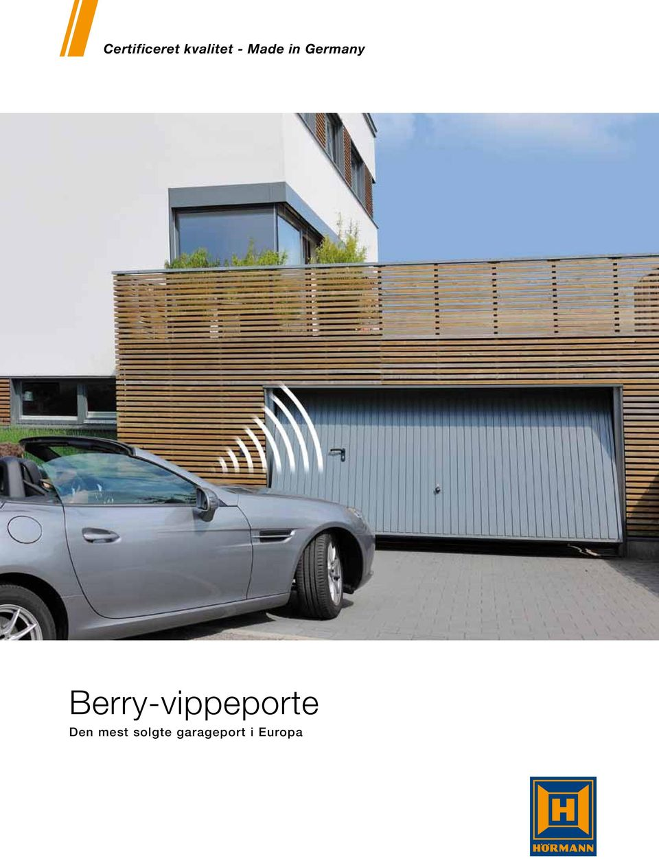 Berry-vippeporte Den