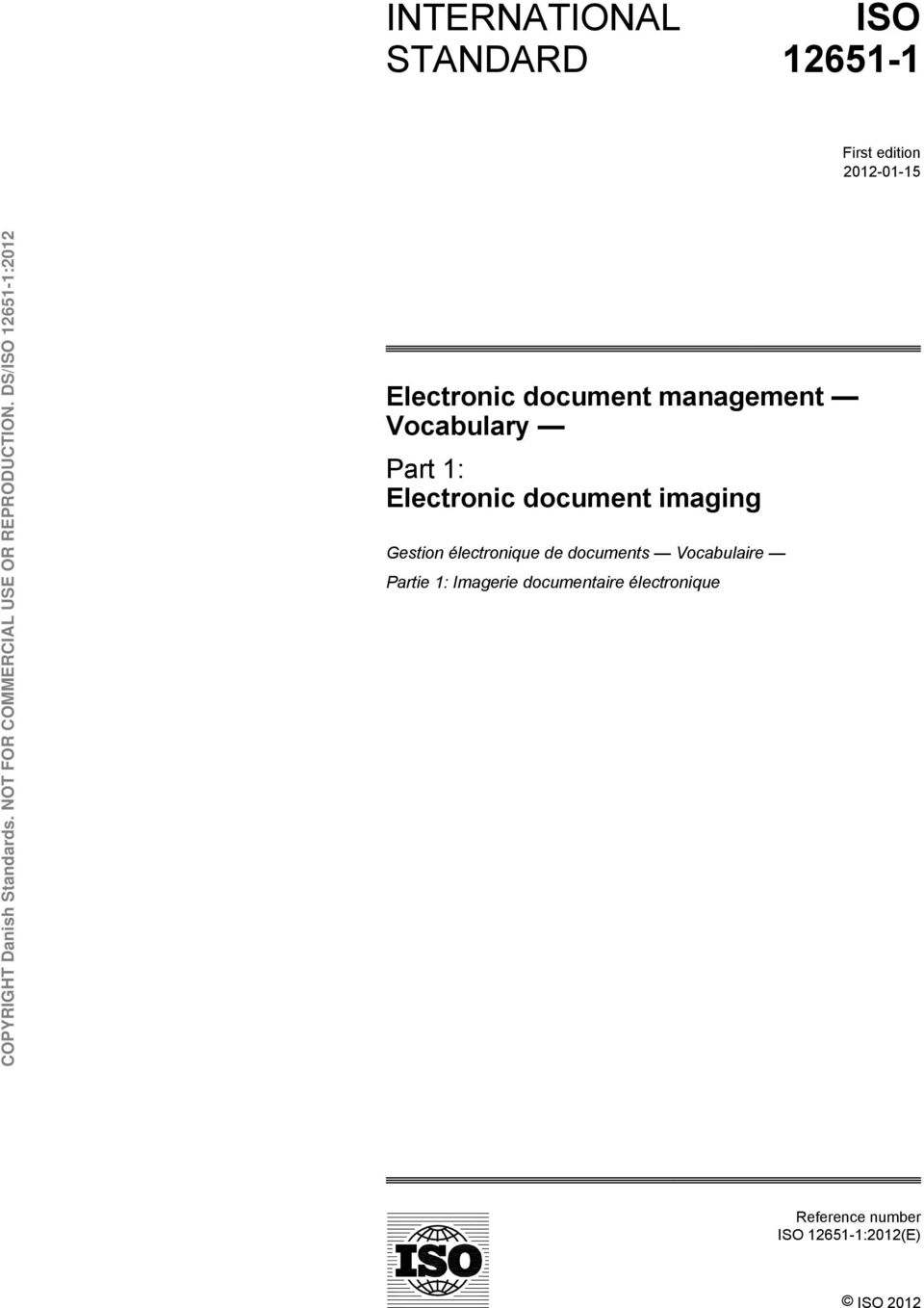 document imaging Gestion électronique de documents Vocabulaire