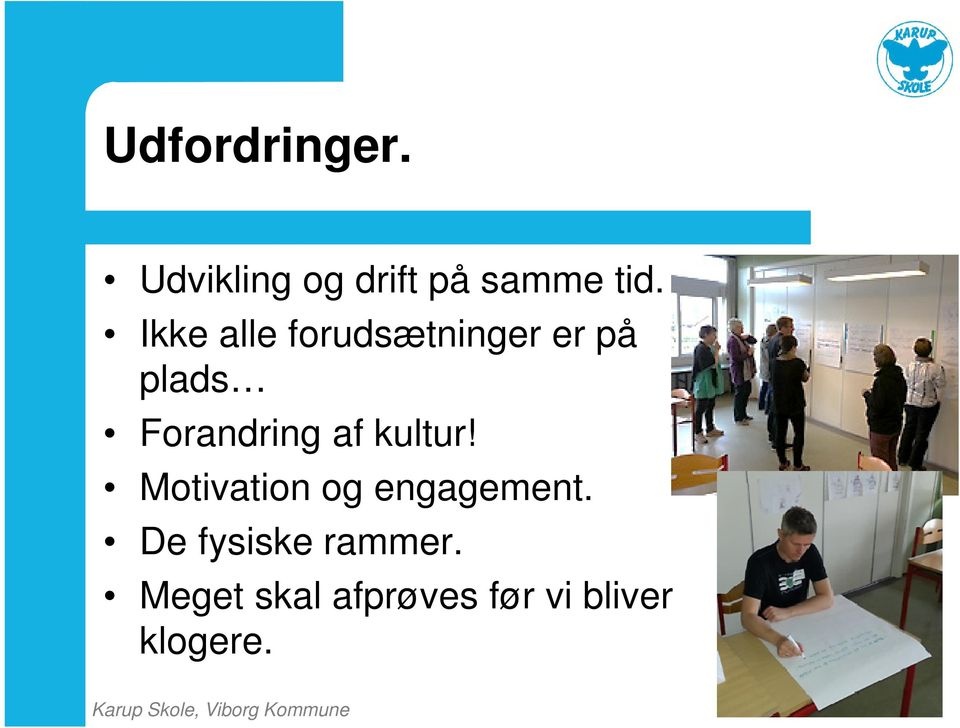af kultur! Motivation og engagement.