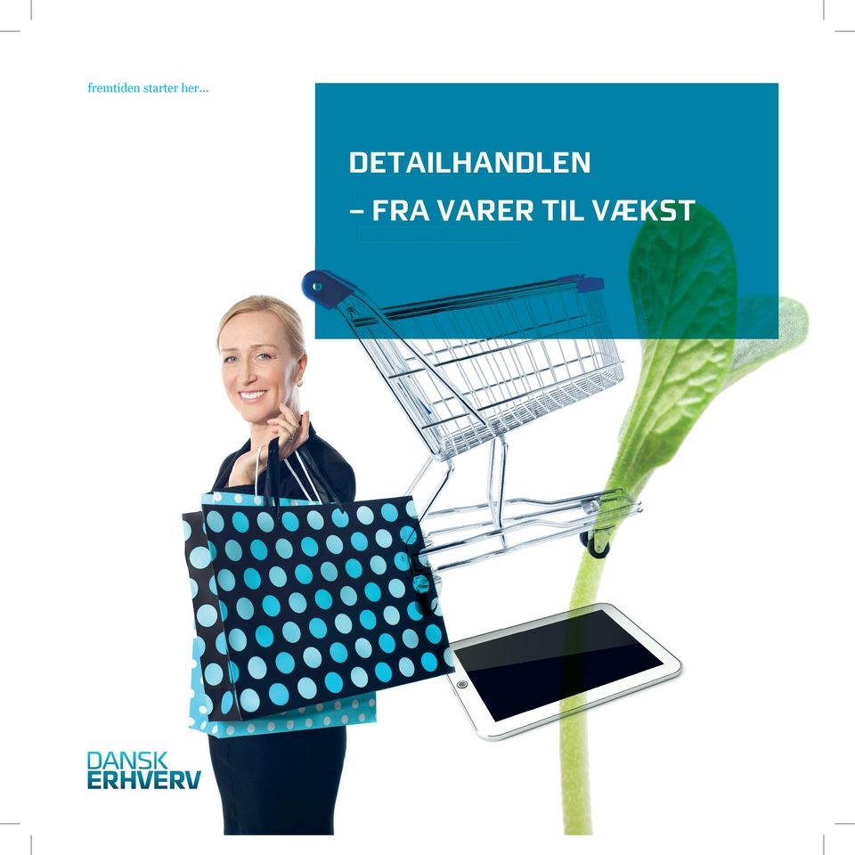 DETAILHANDLEN i et strategisk