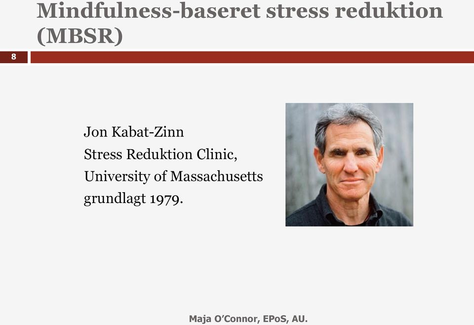 Stress Reduktion Clinic,