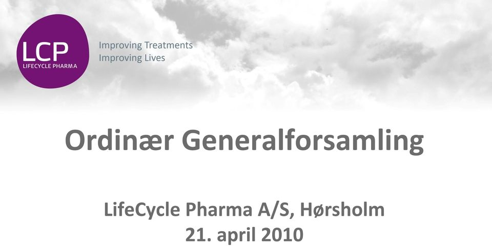 LifeCycle Pharma