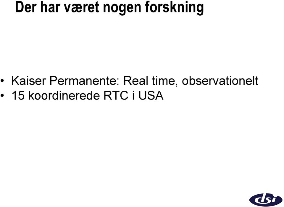 Permanente: Real time,