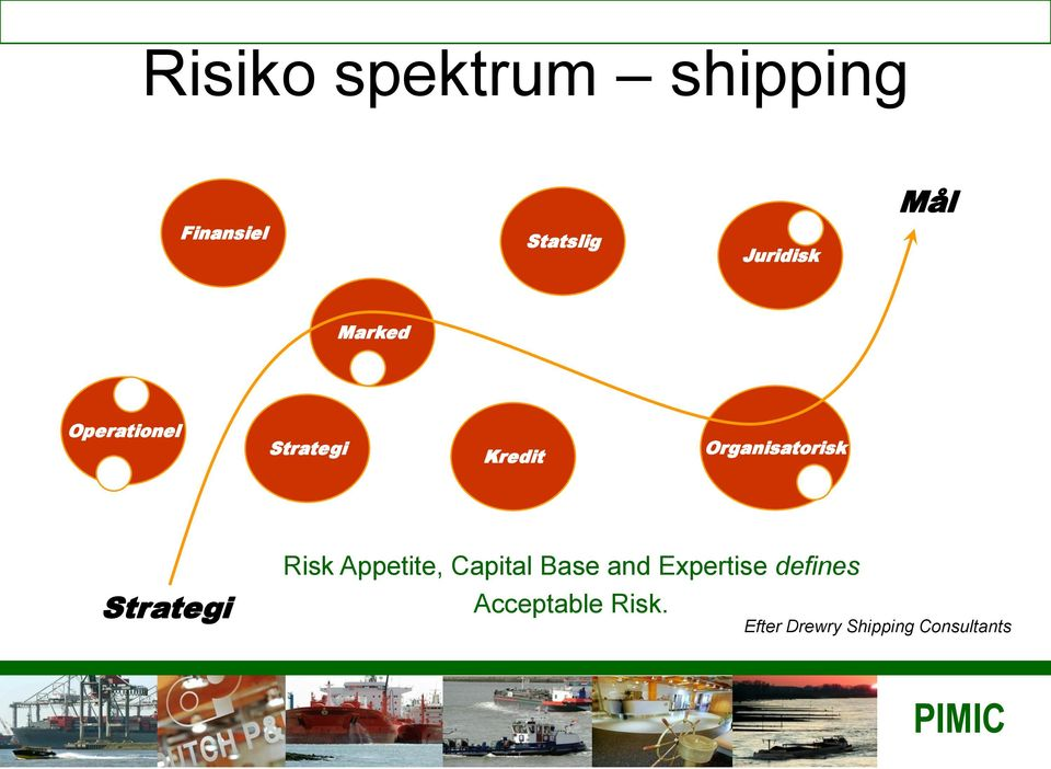 Organisatorisk Strategi Risk Appetite, Capital Base