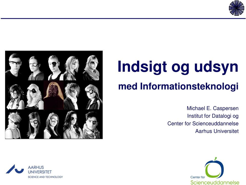 Caspersen Institut for Datalogi