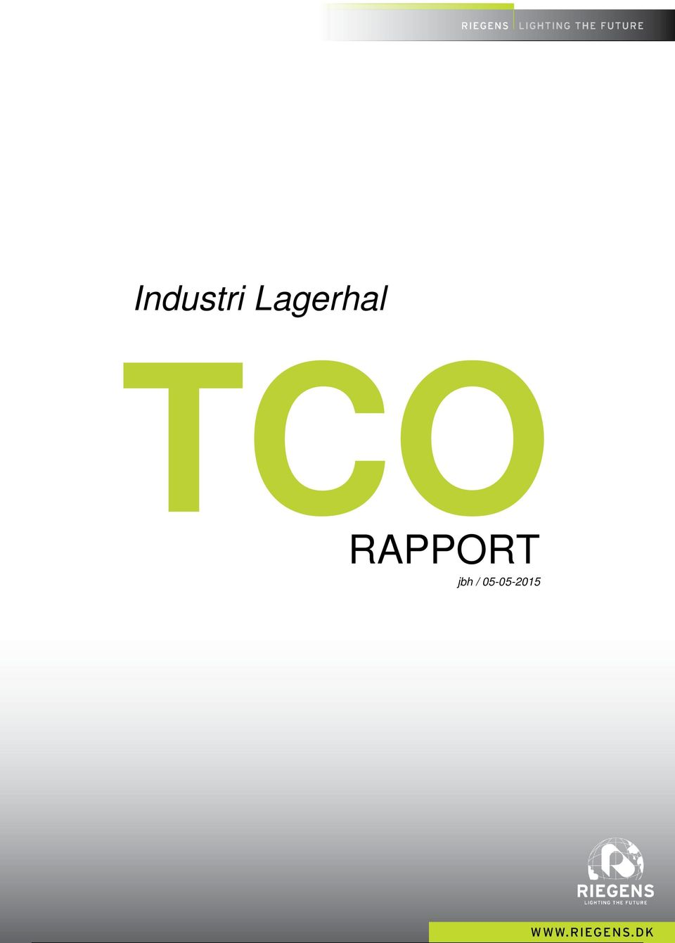 TCO RAPPORT