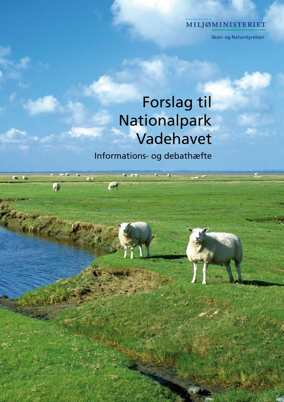 til Nationalpark Vadehavet