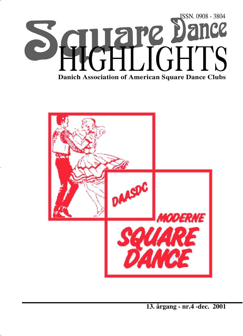 Square Dance Clubs 13.