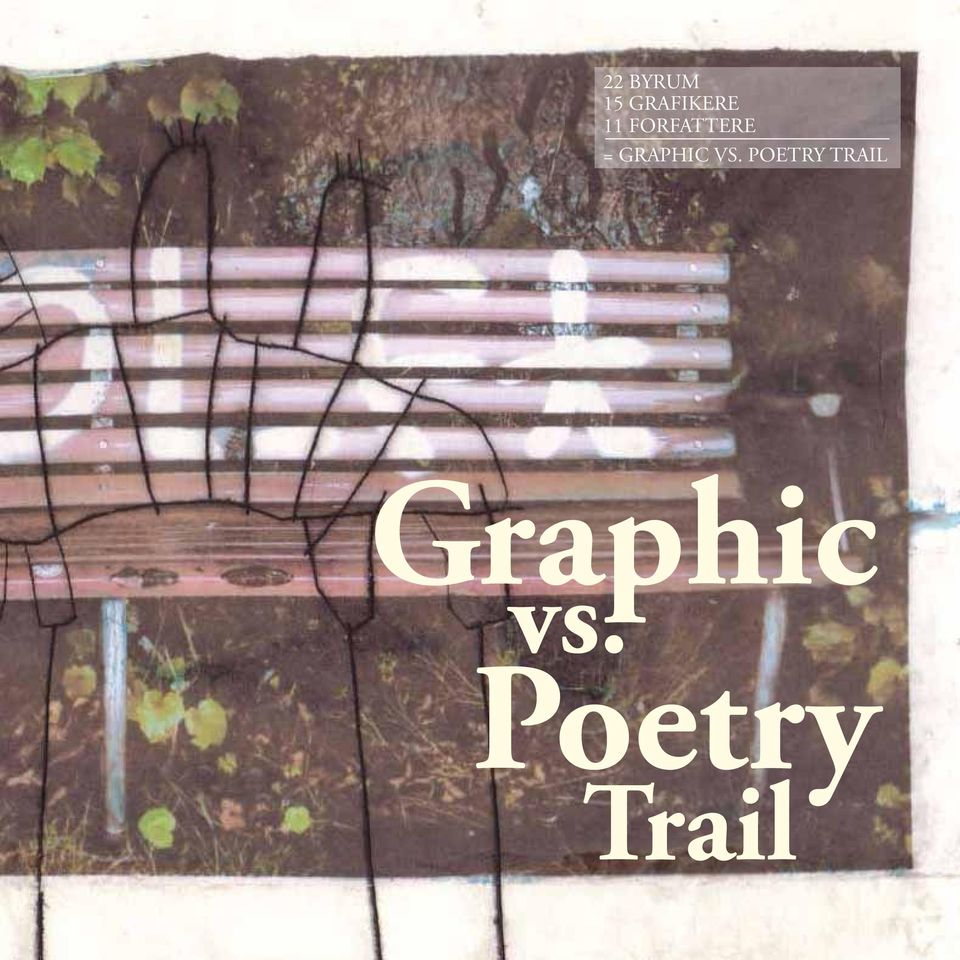 POETRY TRAIL Graphic vs.