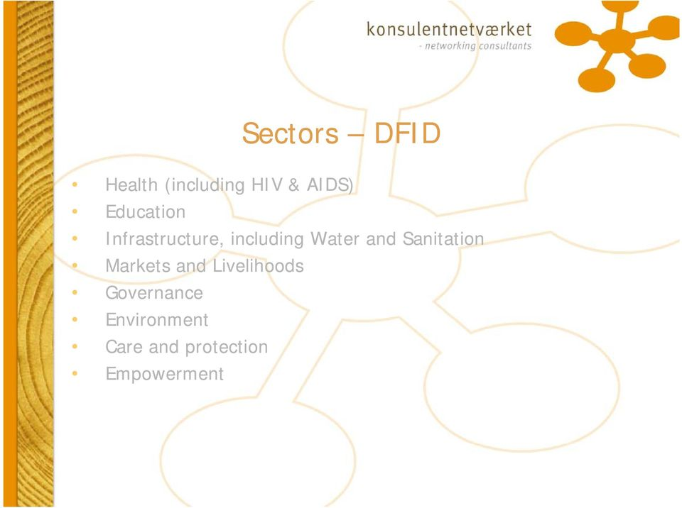 and Sanitation Markets and Livelihoods