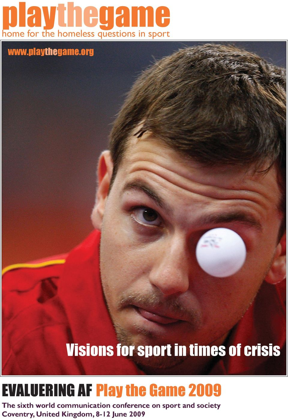 org Visions for sport in times of crisis EVALUERING AF Play
