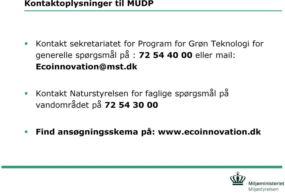 Ecoinnovation@mst.