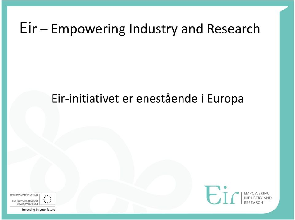 Research Eir