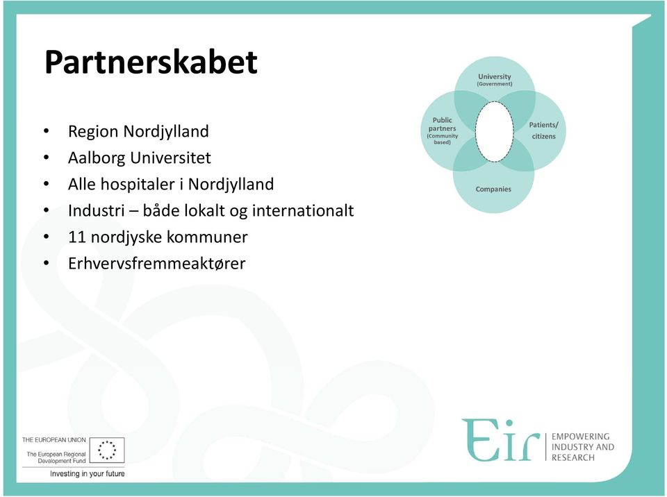 Industri både lokalt og internationalt 11