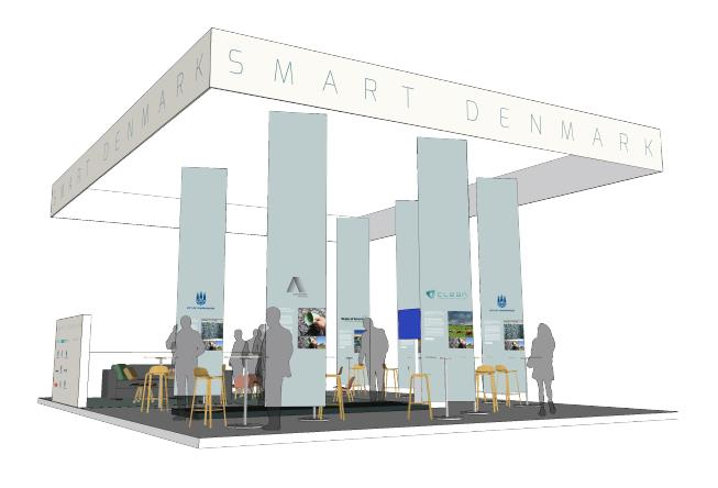 Barcelona Borgerbudget Smart City Harlev Expo Branding af Smart
