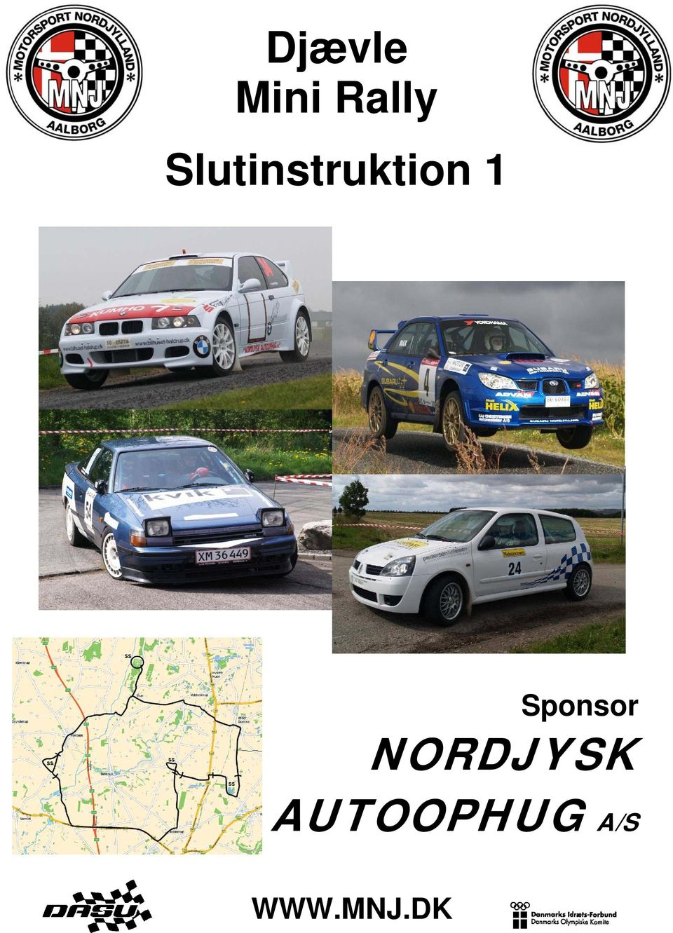 DASU Mesterskab Mini Rally