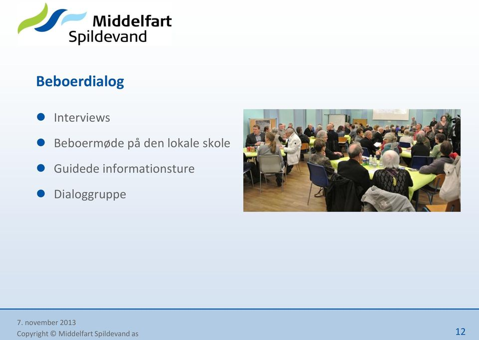 Guidede informationsture