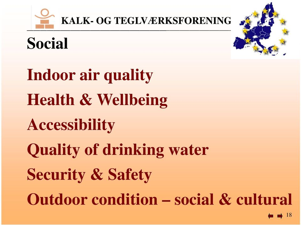 drinking water Security & Safety