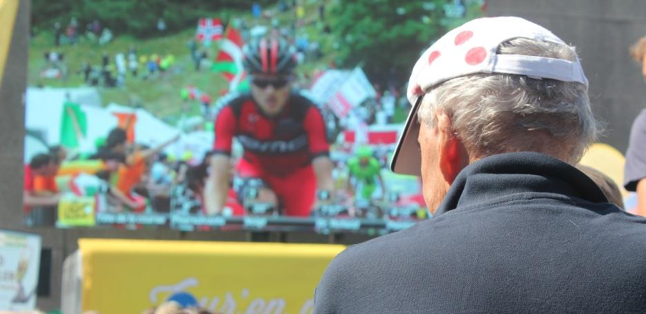 TOUREN PÅ TOUR EVENT TV 2s Tour de France ejerskab er grunden til vi er