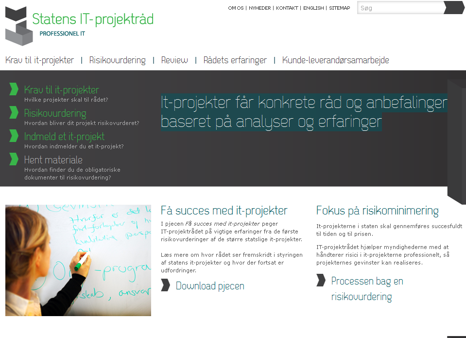 Statens IT-projektråd Eventdag for