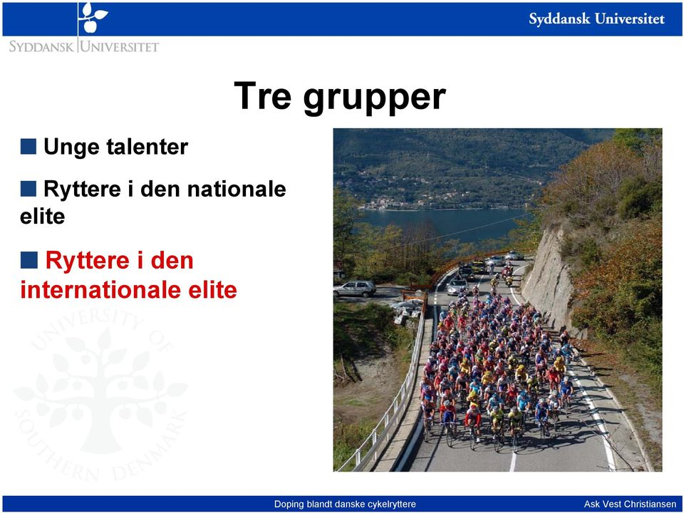 nationale elite