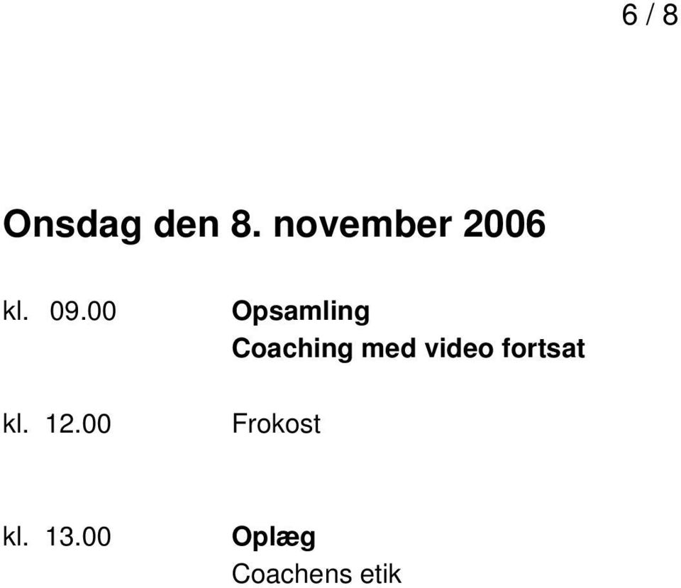 00 Opsamling Coaching med