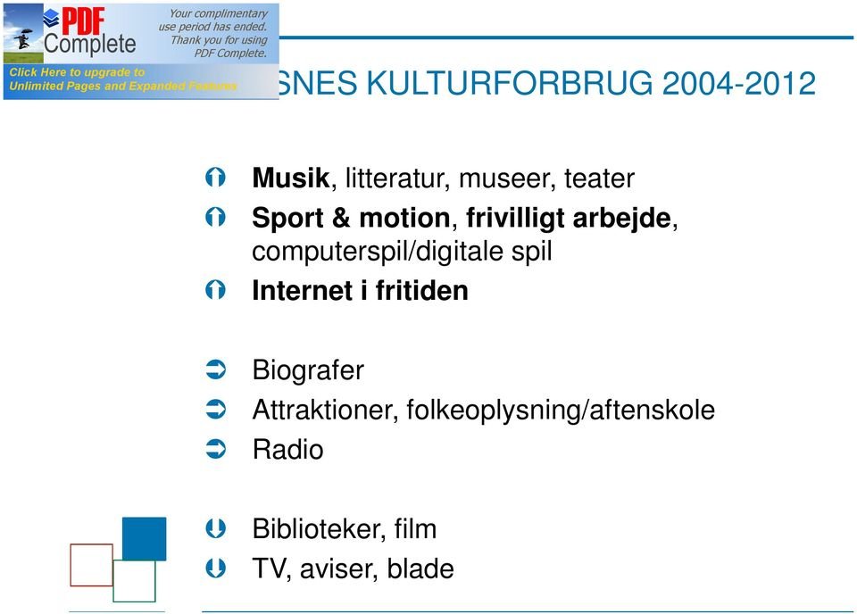 computerspil/digitale spil Internet i fritiden Biografer