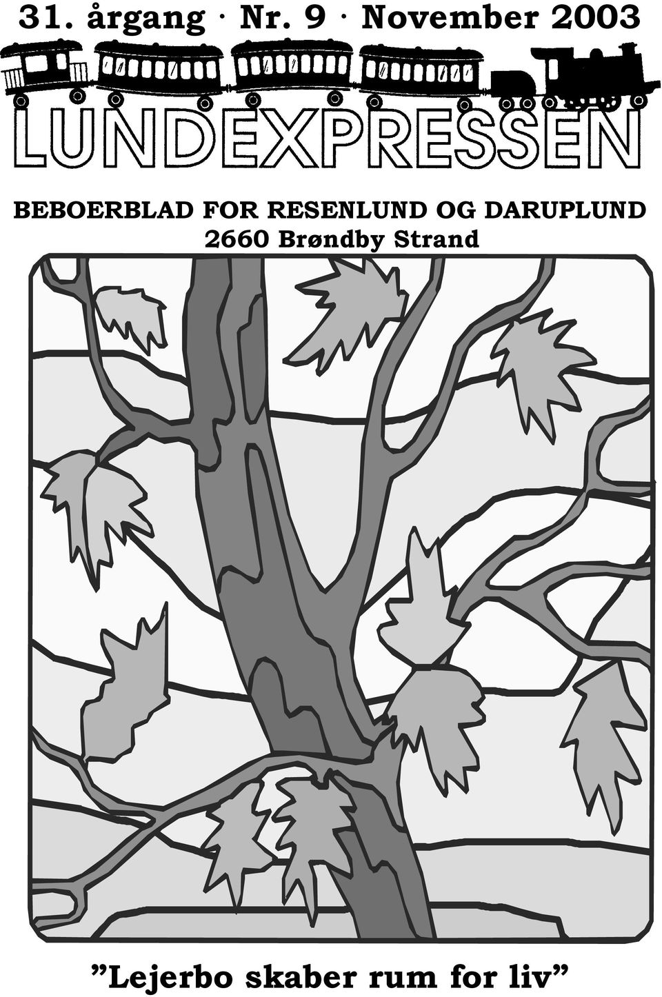 FOR RESENLUND OG DARUPLUND