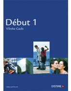 Début 1 - english version 1. udgave, 2009 ISBN 13 9788761621917 Forfatter(e) Make your debut in French a bit more fun! Learn to speak and understand French by using this beginner s course.
